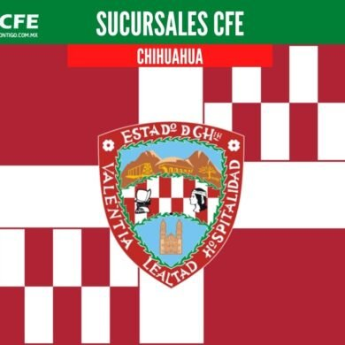 sucursales cfe chihuahua